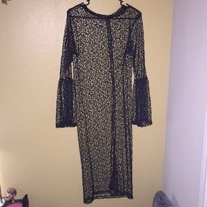 The Ragged Priest witchy dress